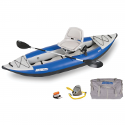 300x Explorer Inflatable Fishing Rig