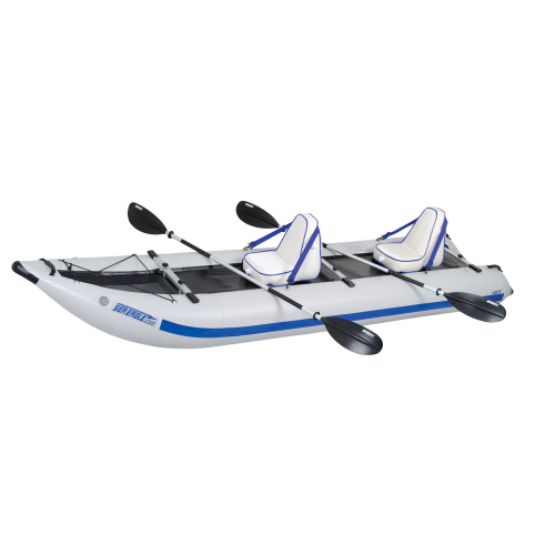 Sea Eagle 435ps PaddleSki Deluxe