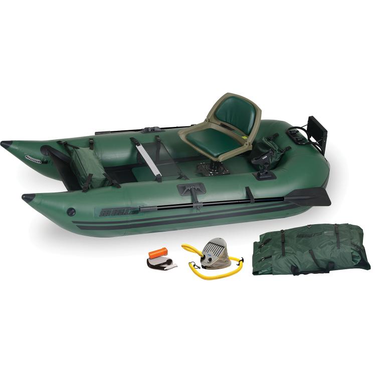 Frameless Pontoon Boat Pro