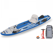 Longboard 126 Inflatable Paddleboard Fishing