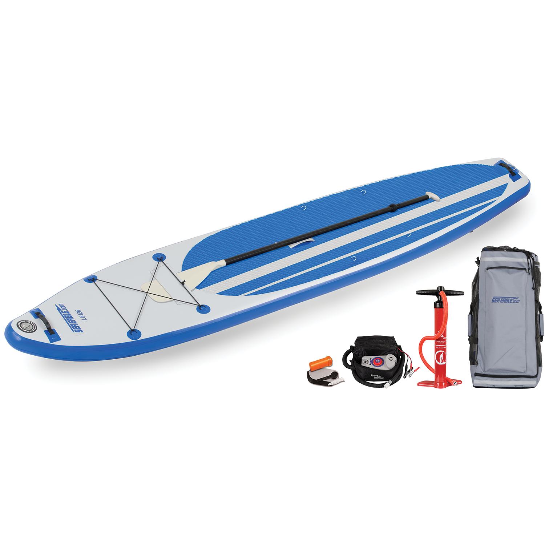 Sea Eagle Longboard 126 Inflatable Standup Paddleboard