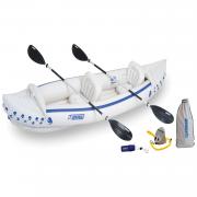 Sea Eagle 370 Deluxe Inflatable Kayak