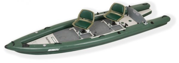 Inflatable Fishing Boat FishSkiff 16