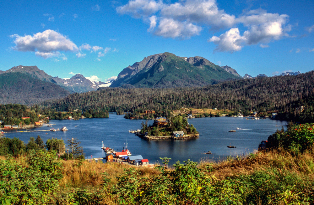 Best Fishing Spots in the United States: Seward Alaska