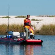SEa Eagle FastCat 12 inflatable catamaran review